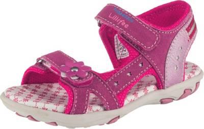 SKECHERS, Sandalen Blinkies Hypno splash Splash Zooms für Mädchen, pink