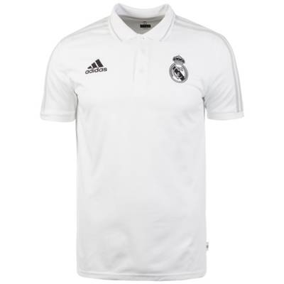 adidas Performance, Real Madrid Poloshirt Herren, weiß