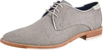 DANIEL HECHTER, Business Schuhe, grau