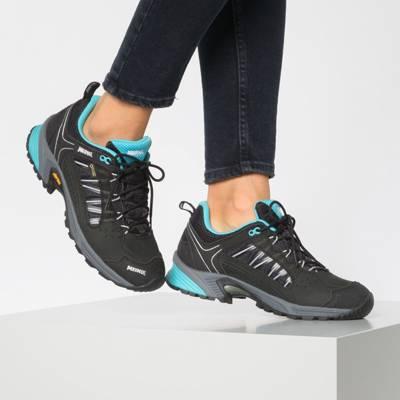MEINDL, SX 1.1 Mid GTX Lady Trekkingstiefel, schwarzblau