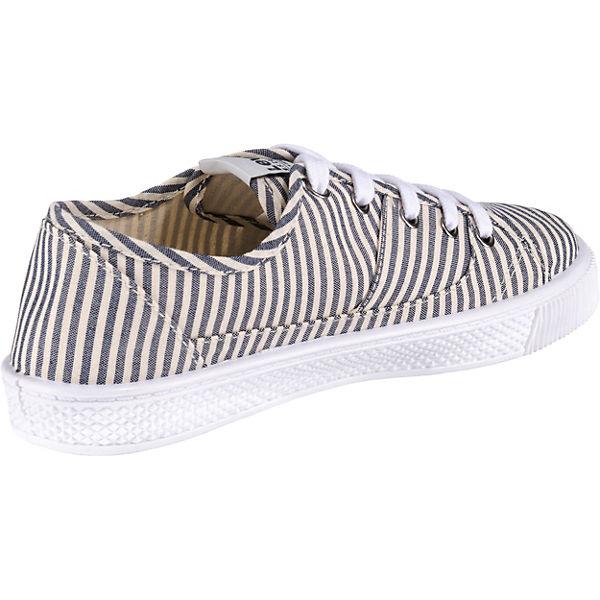 Levi's® Blau weiß Levi's® Low Blau weiß Sneakers Sneakers Levi's® Low Sneakers XiOPuZTlwk