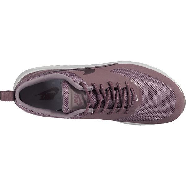 Nike Thea Sportswear Air Max Low Flieder Sneakers Tvwqa