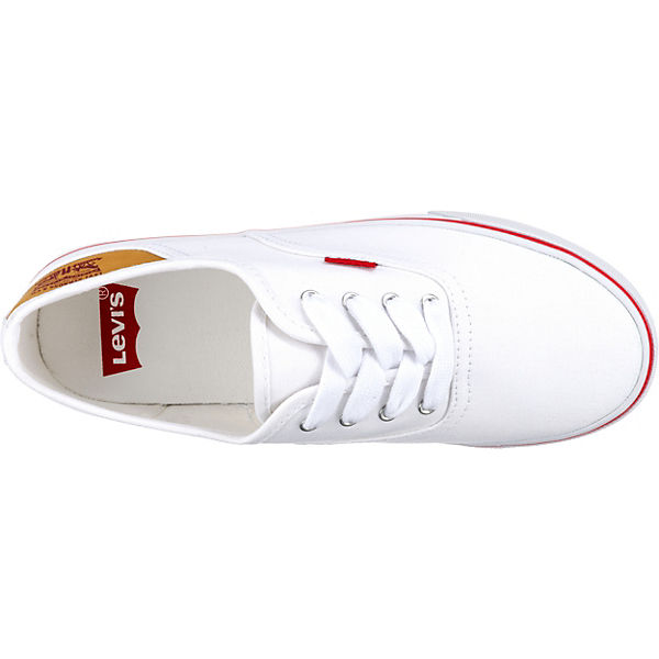 Sneakers Sneakers Weiß Levi's® Levi's® Weiß Levi's® Sneakers Low Low HHYqrw