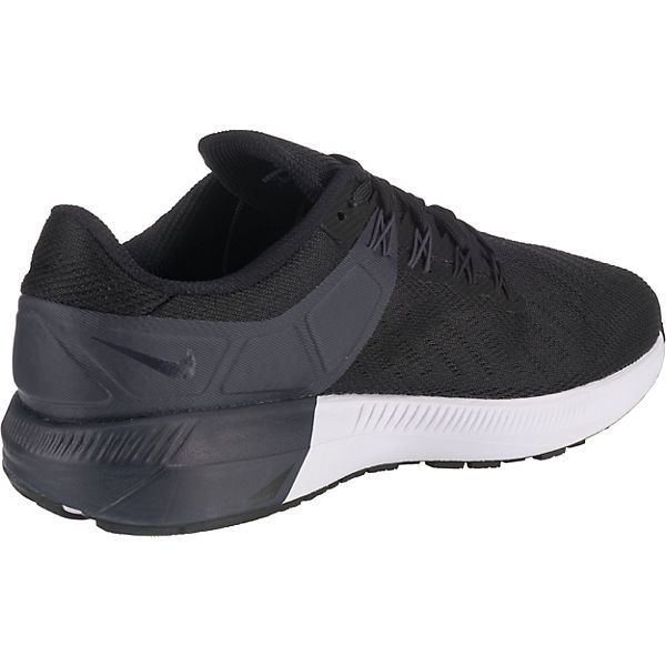 Schwarz Performance Laufschuhe Air 22 Zoom Nike weiß Structure qvFOF