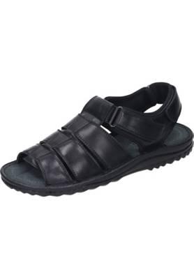 Comfortabel, Comfortabel Herren Sandale Komfort Sandalen, schwarz