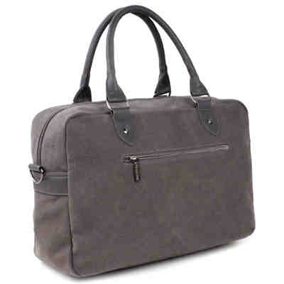 Wickeltasche Ready, grey
