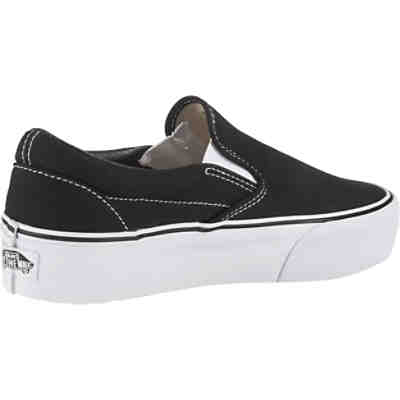 UA Classic Slip-On Platform Sneakers Low