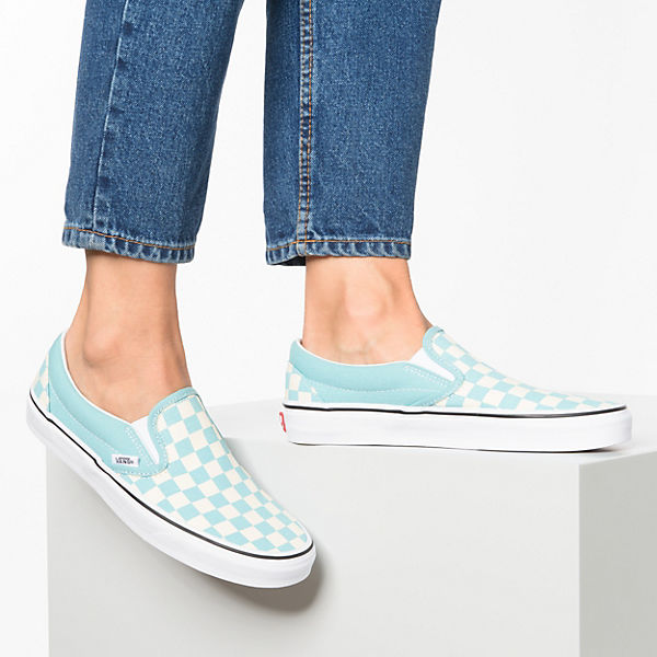 UA Classic Slip-On Sneakers Low