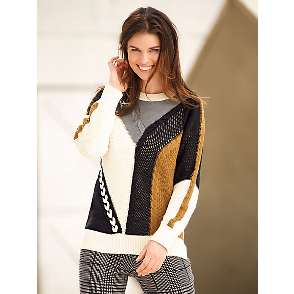 Mona Weiß Mona Pullover Mona Weiß Pullover Pullover N8vmwOn0
