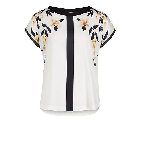 Bettyamp; shirt Weiß Kurzarm Co Print Mit PXwn0k8O