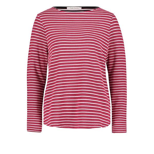 Betty Barclay, Sweatshirt mit Struktur, pink   mirapodo e12ba33dea