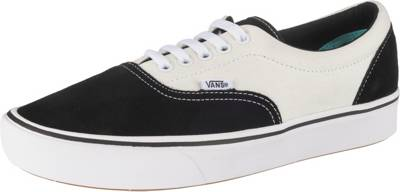 VANS, UA ComfyCush Era Sneakers Low, schwarz/weiß