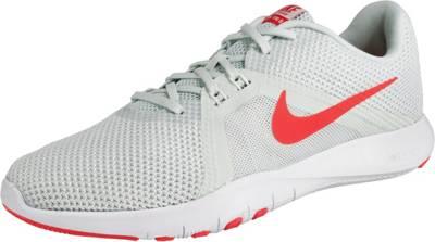 Nike Performance, FLEX ESSENTIAL TR Fitnessschuhe, grau