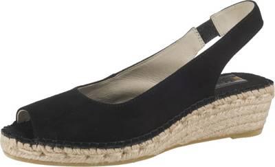Online Sales Damen Empor Damen Keil Sandaletten Grau
