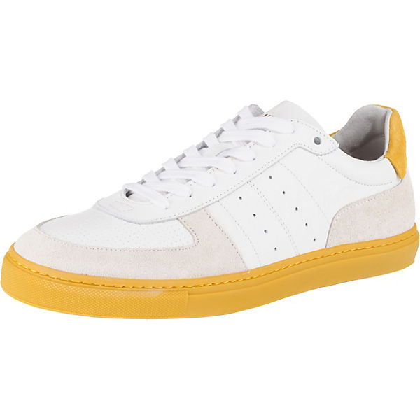 separation shoes 7f9a2 cf3ea SELECTED HOMME, Duran Retro Sneakers Low, weiß Modell 1