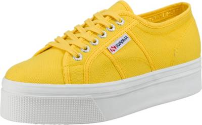 Linea And Down Acotw LowGelb Up Sneakers Superga®2790 byf7Y6g