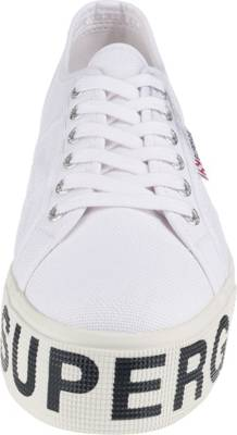 Sneakers Lettering Uctfkj3l15 2790 Low Outsole Superga® Weiß Cotw yf6gbY7v