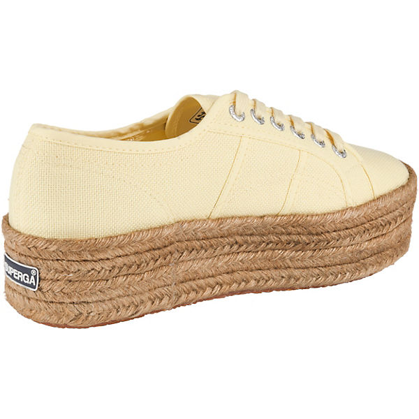 Superga® 2790 Sneakers Low Gelb Cotropew WR8wYqgR1