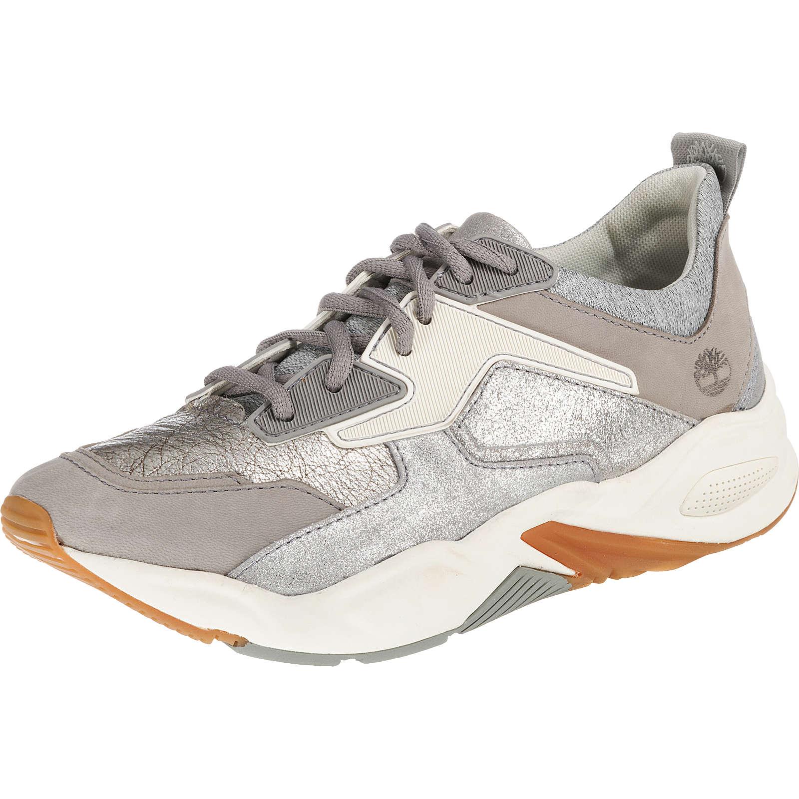 4c8c342183bb69 Timberland Delphiville Sneakers Low silber Damen Gr. 41. Hersteller   Timberland   EAN-Nummer  0192360654006