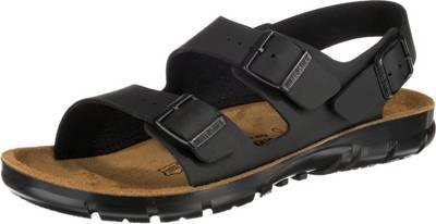 BIRKENSTOCK, Birkenstock Comfort Sandale Komfort Sandalen, schwarz