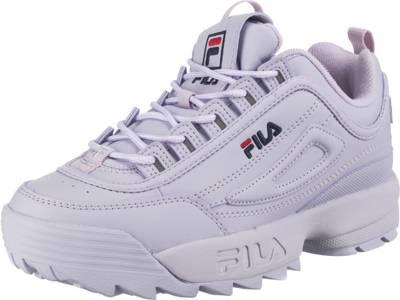 FILA, Disruptor Sneakers Low, lila