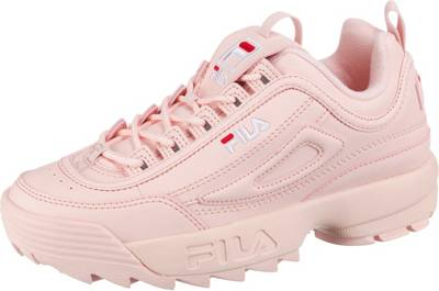 FILA, Disruptor Sneakers Low, rosa