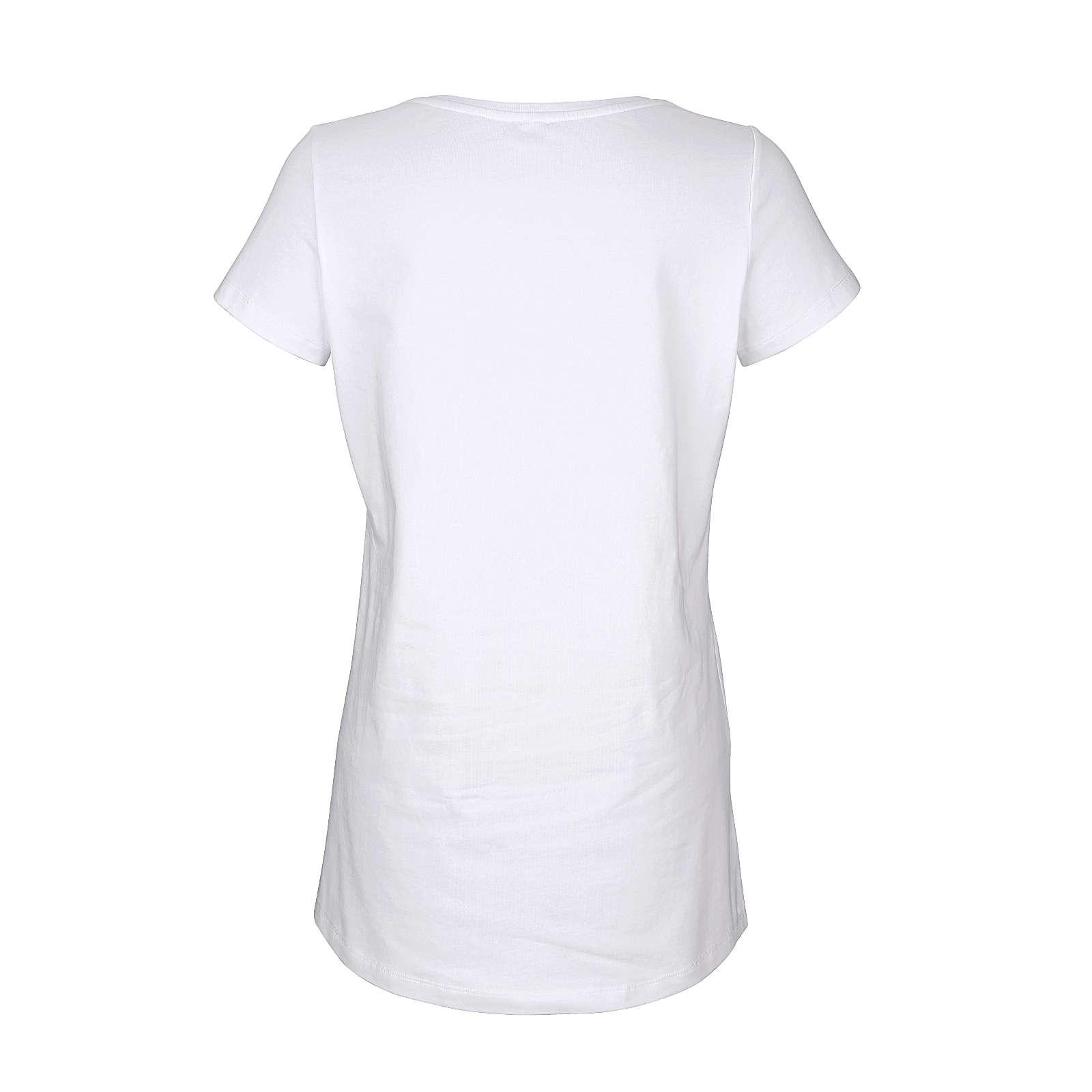 Alba Moda Shirt weiß-kombi Damen Gr. 48