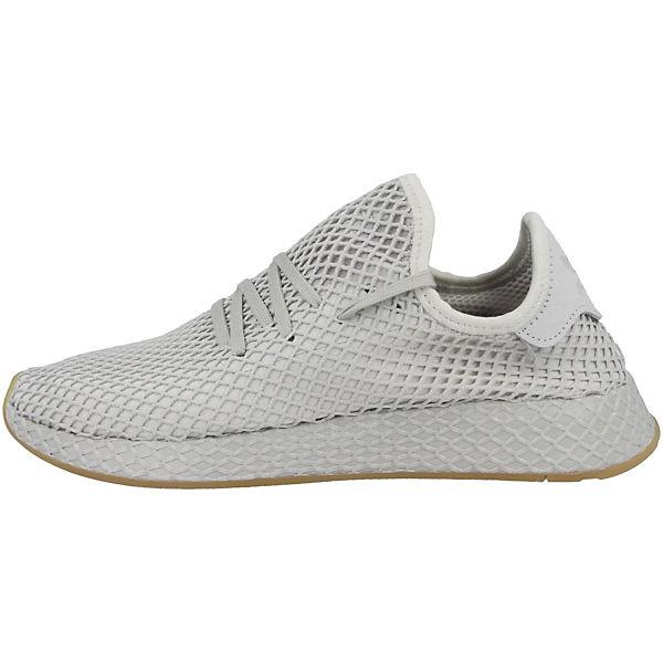 Low Originals Runner Sneakers Deerupt Schuhe Adidas Grau uJlF1TKc3