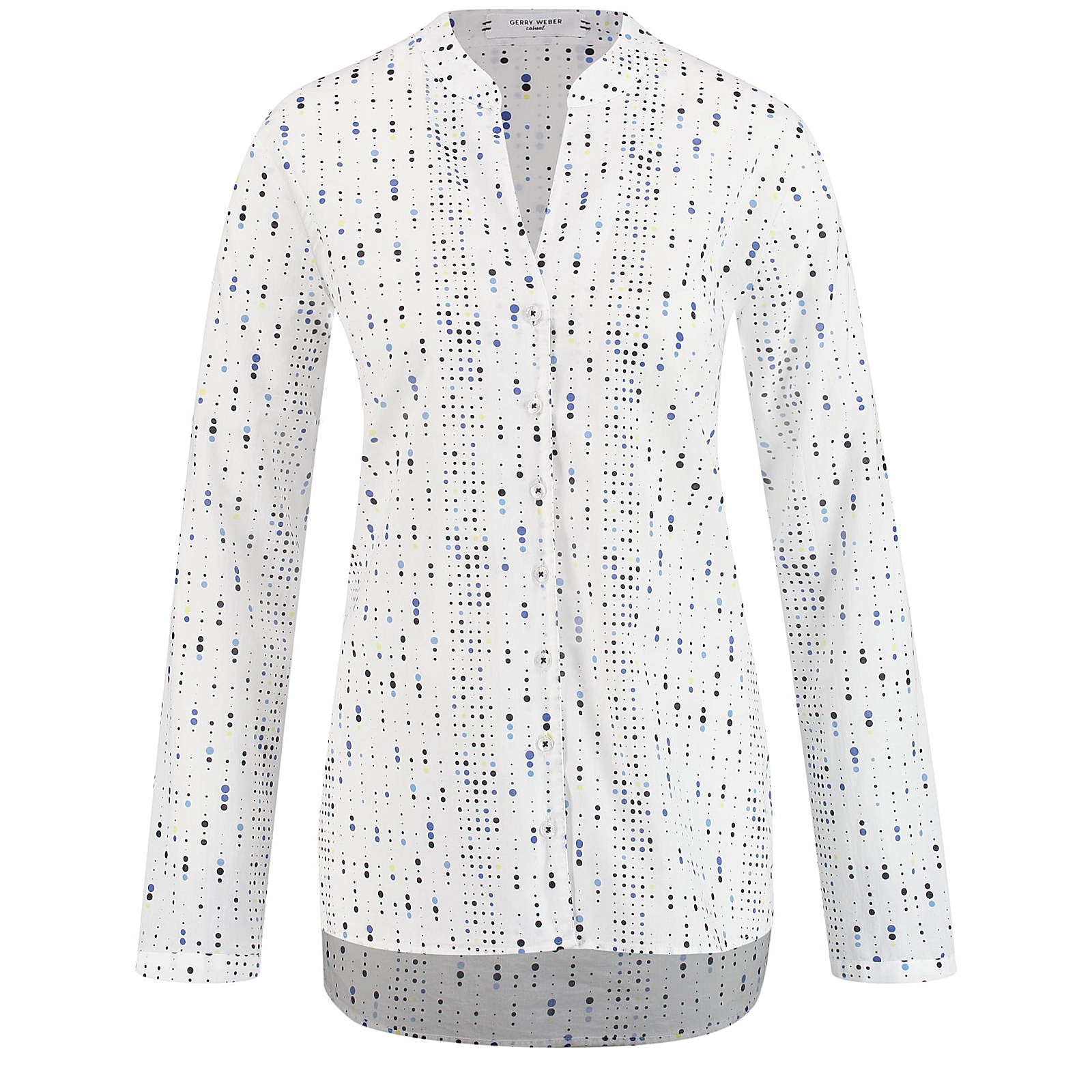 938f350668c6fb Gerry Weber Bluse 1/1 Arm Bluse mit Allovermuster 29.99 € 69.99 €