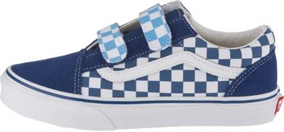 VANS, Sneakers Low UY Old Skool V für Jungen, blau | mirapodo