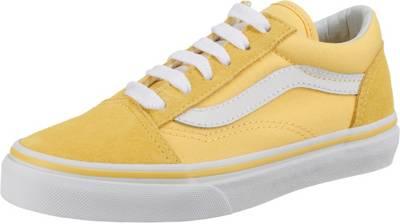 VANS, Old Skool Sneaker Damen Sneakers Low, orange | mirapodo