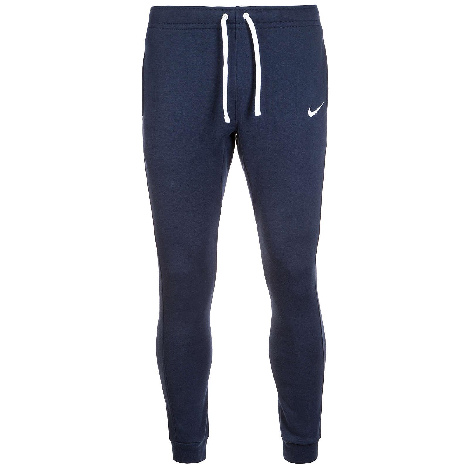 Nike Performance Club 19 CFD Fleece Trainingshose Herren dunkelblau Herren Gr. 54