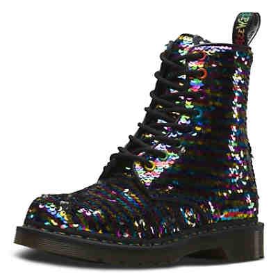 6dda34961b32be 8 Eye Shoe 1460 Sequin Rainbow 8 Eye Shoe 1460 Sequin Rainbow 2. Dr. Martens8  ...