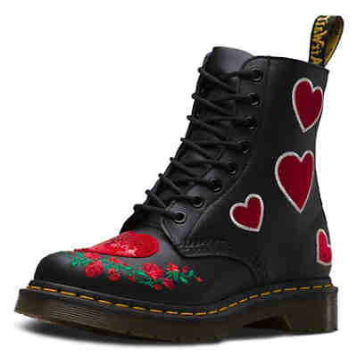 8 Eye Boot PASCAL HEARTS SoftyT