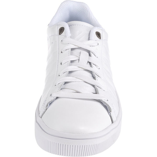 Low Sneakers Frasco K swiss 1 Court Weiß Modell PU4UwZxIq