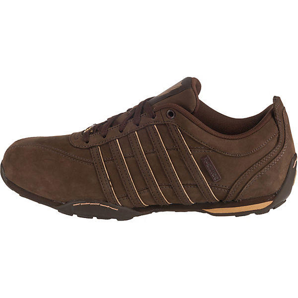 Low 5 Braun swiss K 1 Arvee Sneakers qg7FX