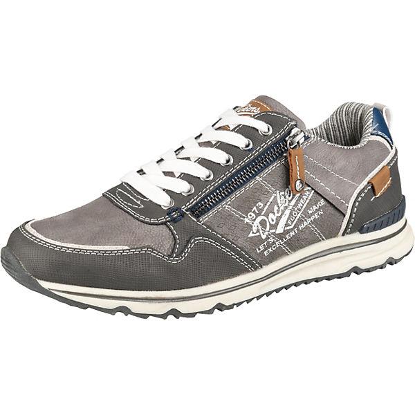 Sneakers Dunkelgrau By Gerli Low Dockers yvP8Onwm0N