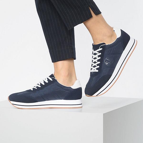 Low S Sneakers Dunkelblau oliver Yyfg76mIbv