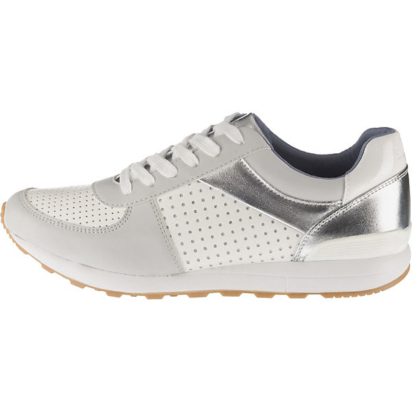 S Sneakers oliver S Silber oliver Low 4q4BP0fU