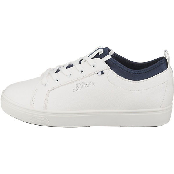 oliver Sneakers Modell 2 Weiß Low S LS345RjqcA