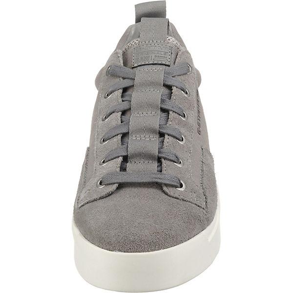 Sneakers Denim G Raw star Grau Low Core Rackam 4xXU4