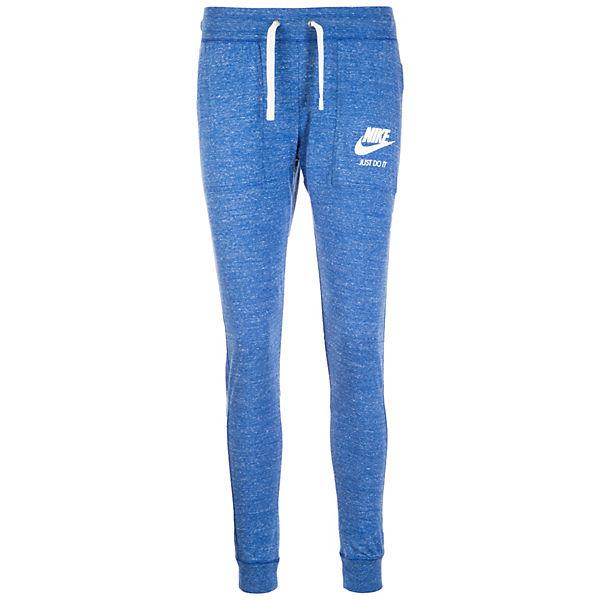 look for great quality check out Nike Sportswear, Gym Vintage Jogginghose Damen, blau | mirapodo