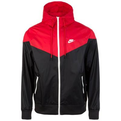 Nike Sportswear, Windrunner Kapuzenjacke Herren, schwarz