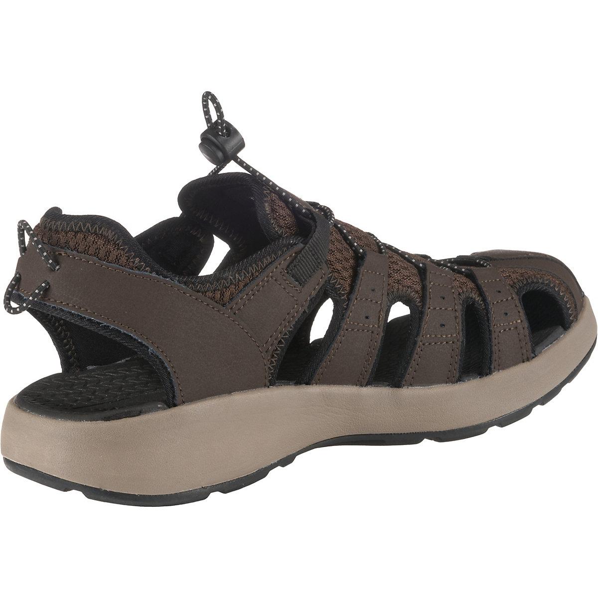 Skechers, Melbo - Journeyman 2 Outdoorsandalen, Braun