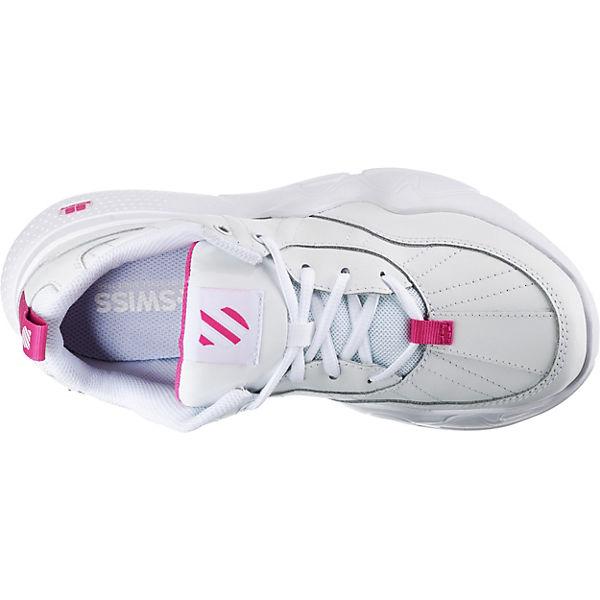 K-swiss Sneakers Low Weiß-kombi O28W2n3v