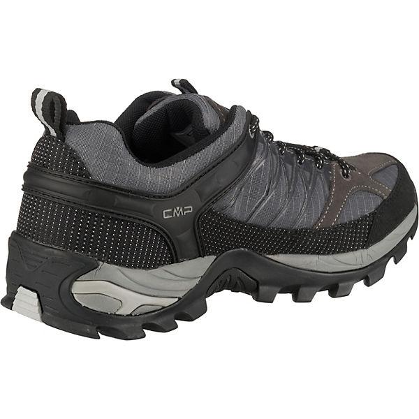 Wp Grau Trekking Cmp Shoes Wanderstiefel Rigel Low OPuTXZki