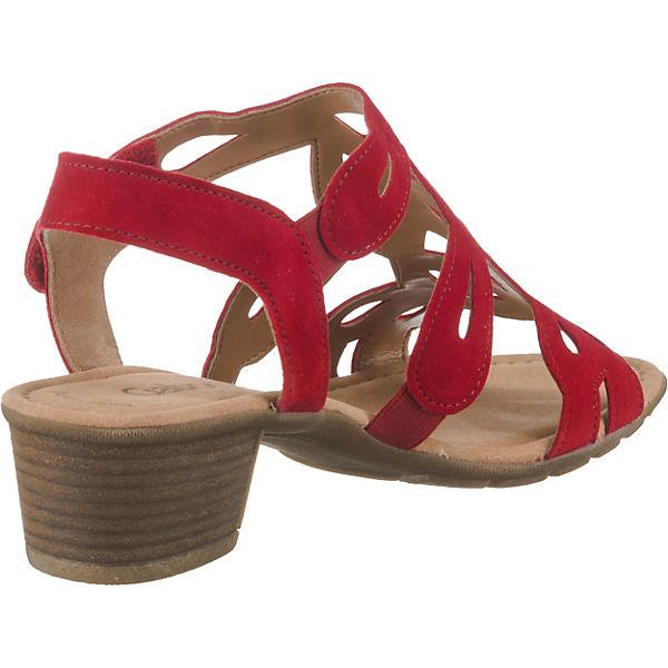Sandaletten Gabor Gabor Klassische Klassische Rot FzFt7n