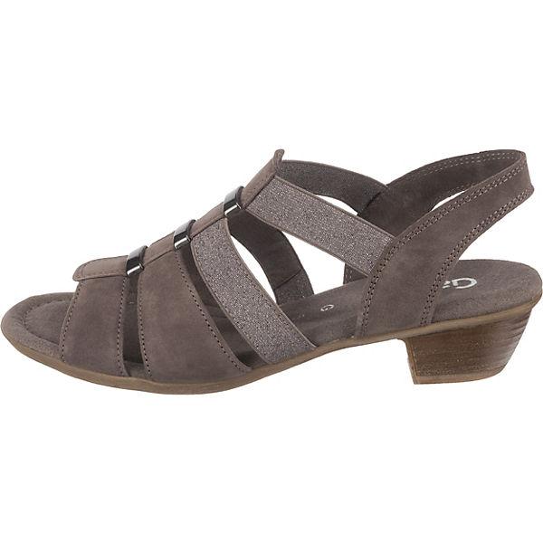 Braun Gabor Sandaletten Klassische Braun Braun Gabor Klassische Sandaletten Klassische Sandaletten Klassische Gabor Gabor rw8Ftnqr1