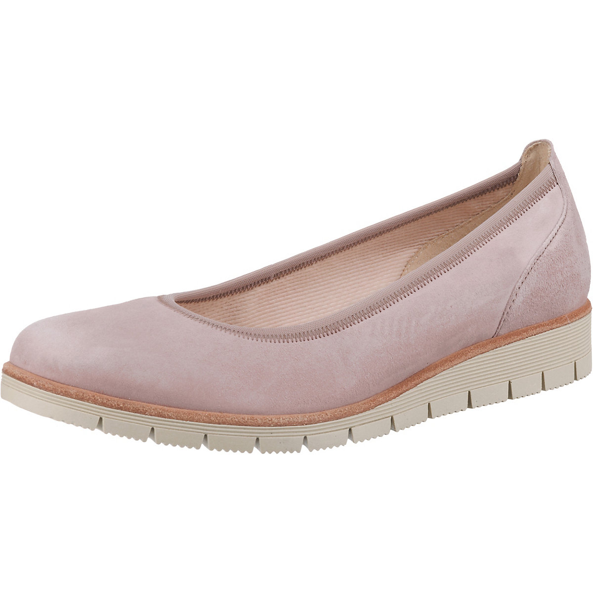 Gabor, Klassische Ballerinas, mehrfarbig  Gute Qualität beliebte Schuhe