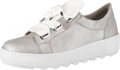 Gabor, Sneakers Low, grau
